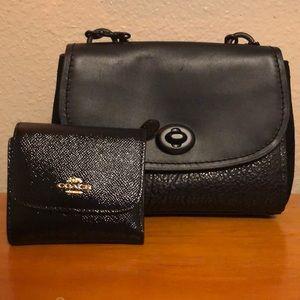 Purse w Wallet Set